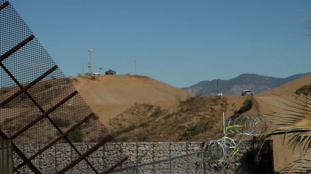 the border fence essay On the southwest border (photo essay)  the mexican flag as seen through the us-mexico border fence in san luis,  latin america news dispatch says.